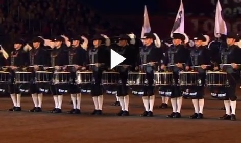 This Drum Line will Blow you Away