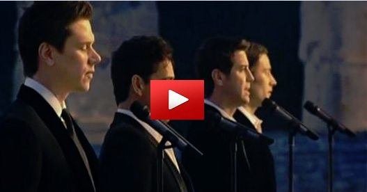 Il divo amazing grace performance it will give you - Il divo amazing grace video ...