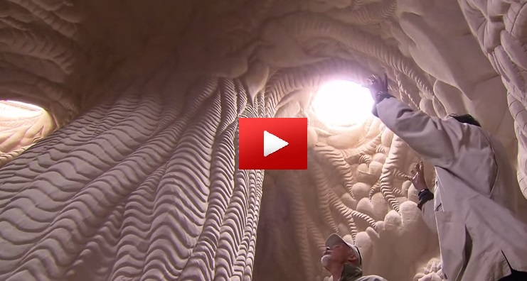 Man Cave New Mexico : Extreme cave digging cute puppy love