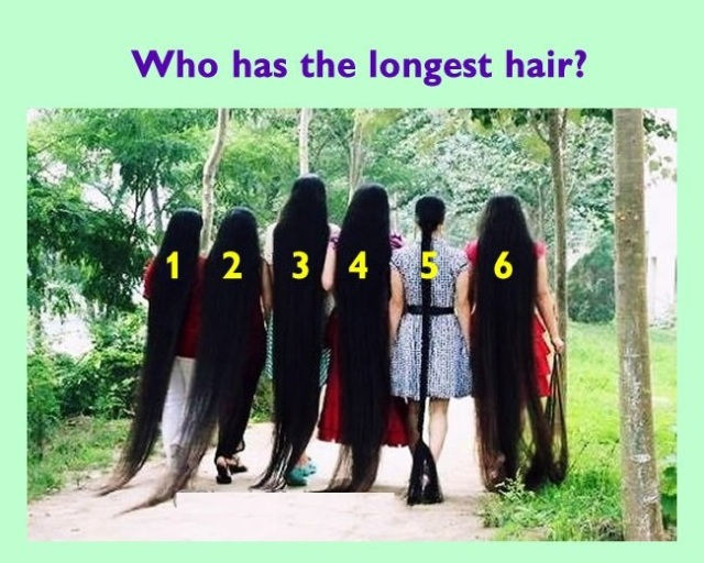 Who-has-longest-hair